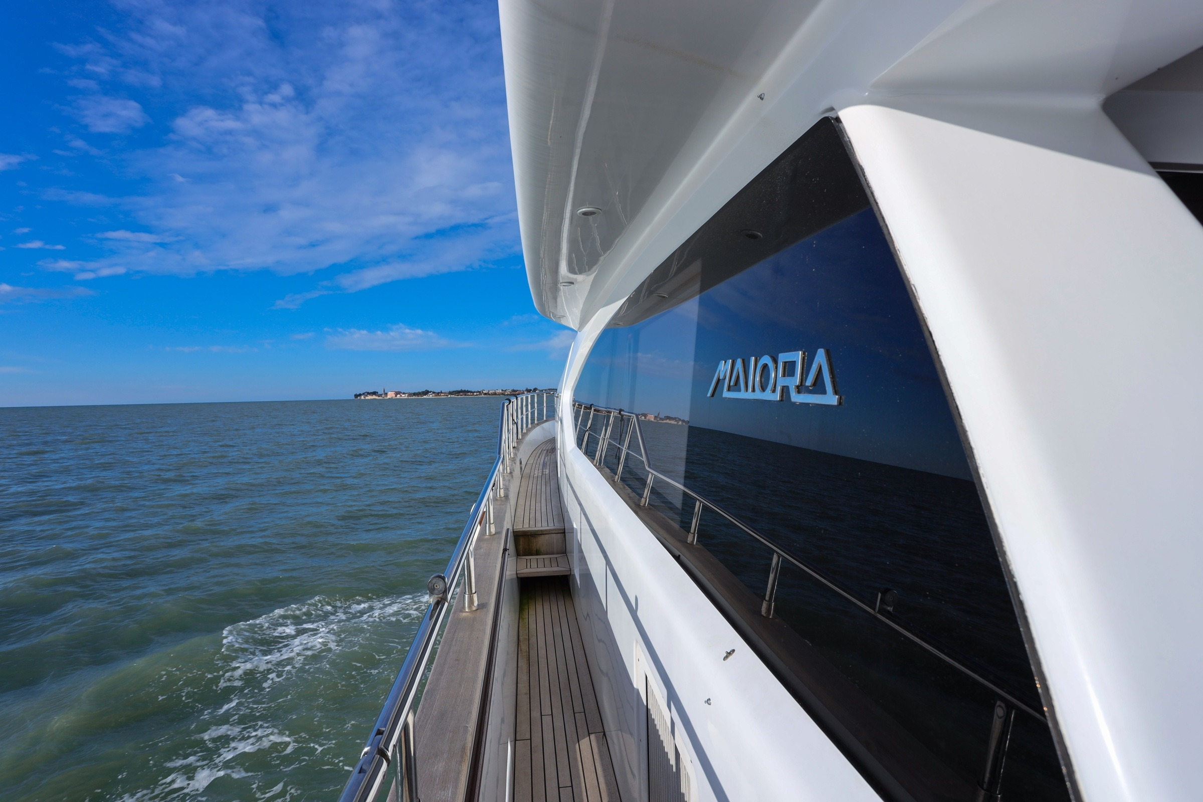 Maiora Sea Heaven yacht