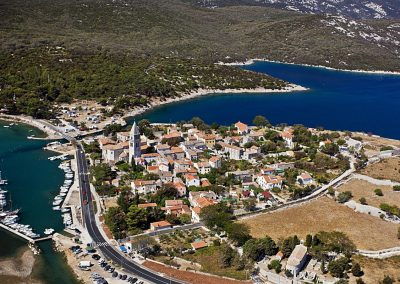 Osor on Cres island