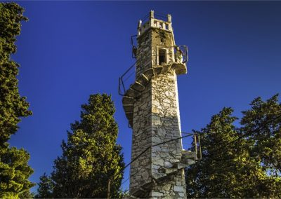 Tower on Silba island