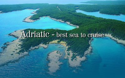 Why is Adriatic the best sea for sailing